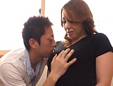 Kazama Yumi featured in nasty pussy pounding picture 13