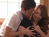 Kazama Yumi featured in nasty pussy pounding picture 2