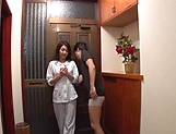 Hardcore fisting session involving hot mature Shihori Endou picture 11