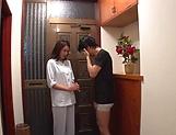 Hardcore fisting session involving hot mature Shihori Endou picture 13