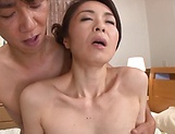 Brunette beauty Asou Chiharu fucked hard by a horny lad