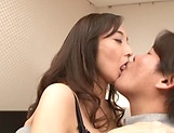 Otowa Ayako gets her wet muff drilled hard picture 12