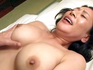 Married Japanese woman cuckolds her hubby with a young dude