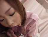 Kinky Asian love gets her juicy hairy muff drilled picture 13