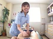 Mizutori Fumino gets a big dick shag