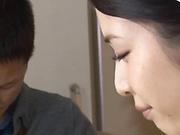 Spicy hot nurse love Yuna Ema gets freaky with a patient