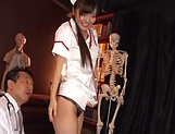 Naughty nurse likes to be humiliated picture 14