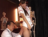Naughty nurse likes to be humiliated picture 15