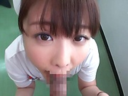 Isumi Nonoka rocks her dude's sexual world