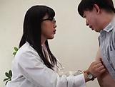 Japanese nurse needs a hardcore fuck picture 12