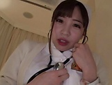 Amazing Japanese nurse had hardcore sex