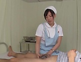 Egami Shiho gets naughty on a stiff pecker