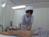 Sakamoto Sumire ,gets kinky on her patient