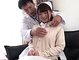 Amazing Japanese nurse is very excited