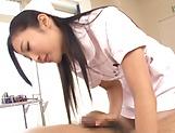 Lustful Mizuki Miri aweosme threesome delight