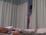 Hot Tokyo nurse is often making POV porn picture 12