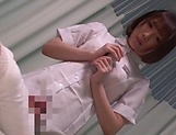 Hot Tokyo nurse is often making POV porn picture 15