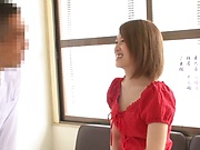 Hot nurse porn with smashing Shiina Sora