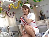 Intense nurse porn scenes with hot Shiina Sora