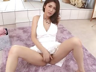 Superb doggy-style pounding for Chitose Hara