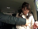 Matsushita Miori ends up having sex in wild scenes  picture 11