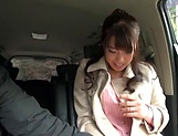 Matsushita Miori ends up having sex in wild scenes  picture 14