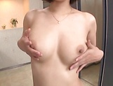 Kinky Asian babe loves it when her cunt gets pleasured