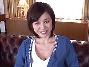 Aimi Yoshikawa gets her twat nailed superbly