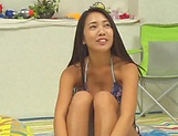 Threesome with Mei Matsumoto and Yuuai Kamiki