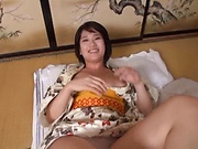 Erotic stimulation for sexy exotic honey