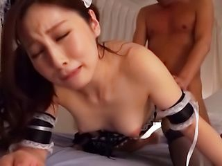 Sasaki Aki begs for a good humping