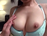 Sultry honey knows to handle eager dick picture 14