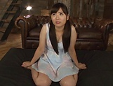Erotic orgy delights sexy Kawasaki Arisa picture 1