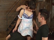 Wild group action for lustful Kawasaki Arisa