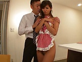 Aso Nozomi loves it hardcore and kinky picture 14