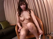 Sultry Hoshino Hibiki excels in sucking and fucking