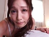 Sasaki Aki thrilled by a superb fingreing