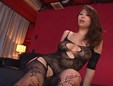 Ayumi Shinoda gets nailed to her satisfaction picture 12