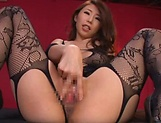 Ayumi Shinoda gets nailed to her satisfaction picture 5