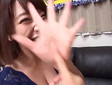 Wakaba Onoue enjoys a good shag doggy-style picture 10