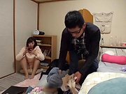 Men like Japanese creamed pussy