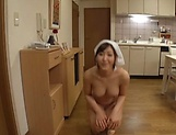 Hot milf gets shagged in the bathroom picture 2