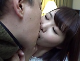 Japanese married woman got a creampie