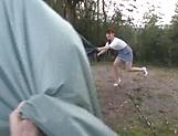 Amateur Hasegawa Rui enjoys wild outdoor sex picture 12