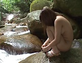 Sonoda Mion ,gets naughty outdoor picture 14