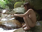 Sonoda Mion ,gets naughty outdoor picture 15
