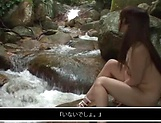 Sonoda Mion ,gets naughty outdoor