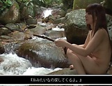 Sonoda Mion ,gets naughty outdoor picture 5