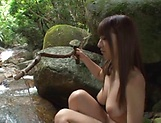 Sonoda Mion ,gets naughty outdoor picture 6