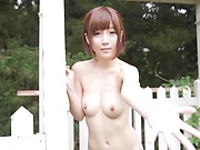 Sakura Kizuna passionately engulfs a ramrod.